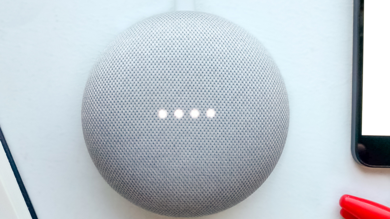 Google admits recording private conversations with smart speakers