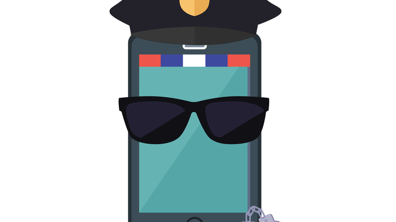 Police Powers Allow Forces to Skim Data from Your Phone