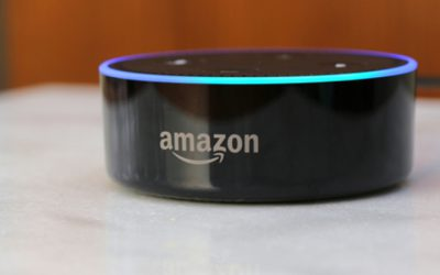 Echo device stores your recordings until deleted manually