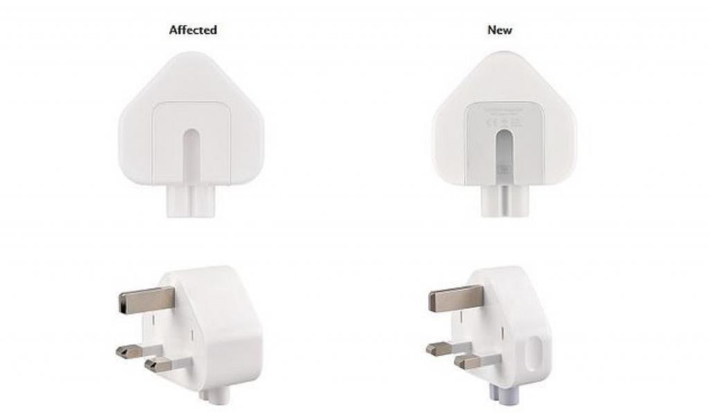 Apple product recall