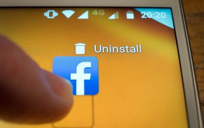 How to uninstall applications on Android