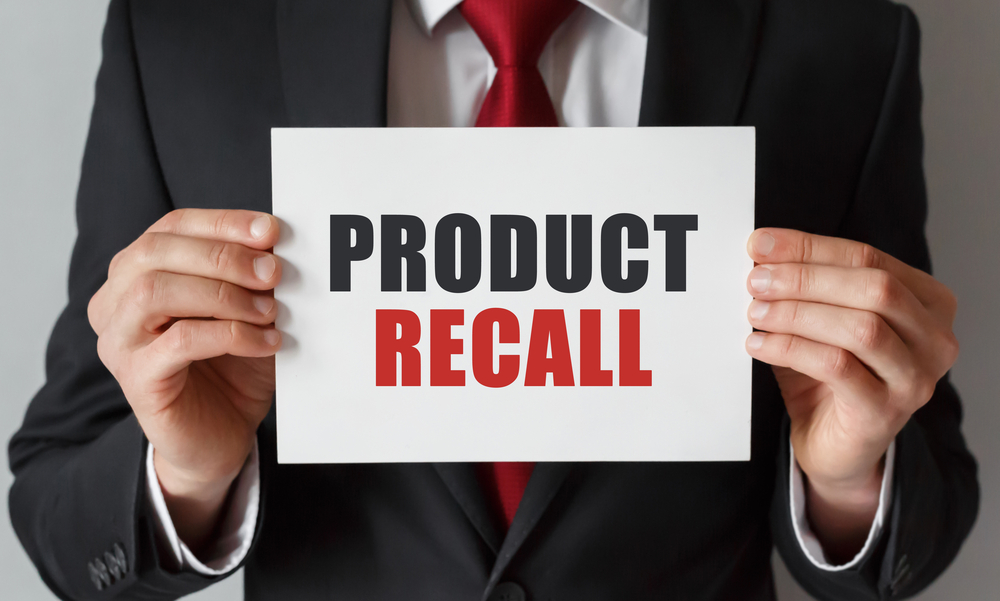 Apple issues product recall due to electric shock fears