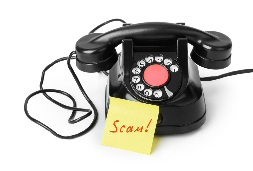 Beware telephone scam specifically targeting Universal Credit recipients