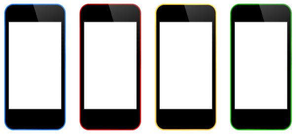 iPhone 5C screen repair